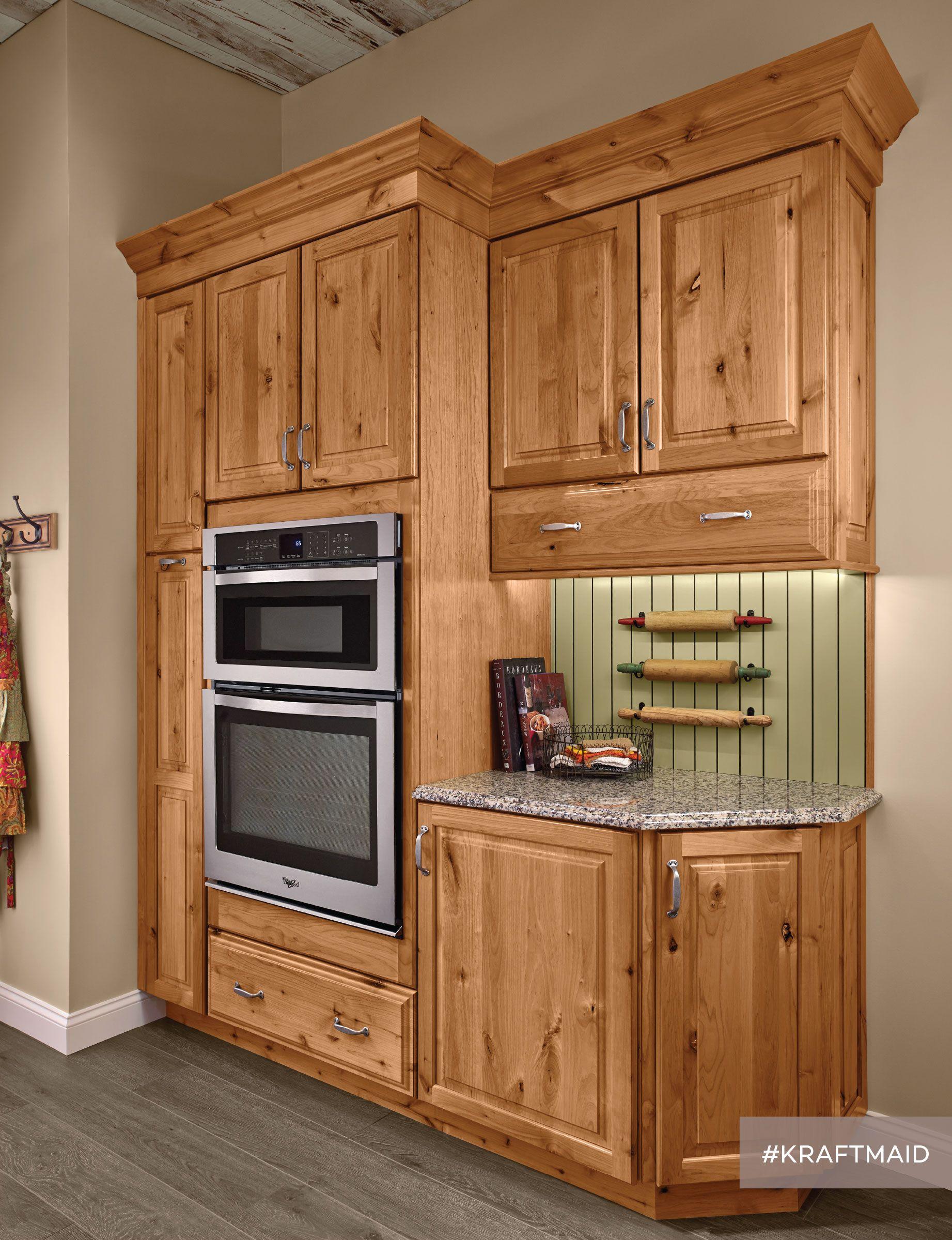 5 Storage Ideas To Make Life Easier In The Empty Nester Kitchen Kraftmaid Kitchens Alder Kitchen Cabinets Kraftmaid Kitchen Cabinets