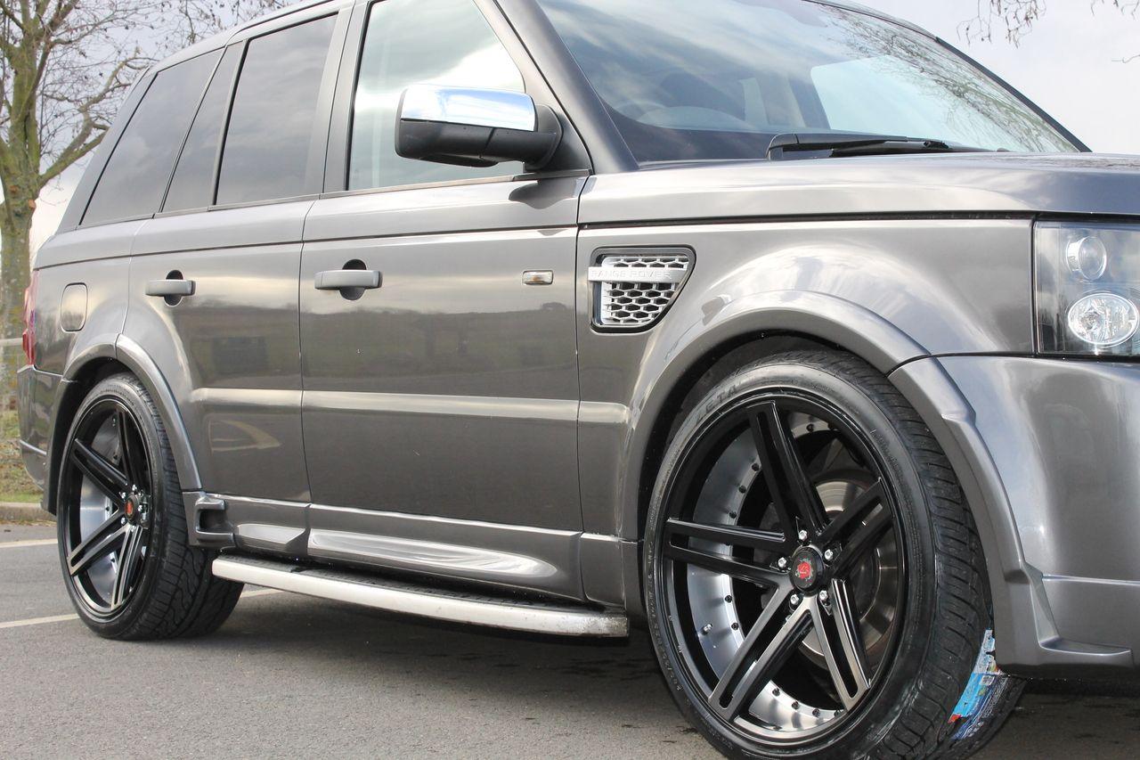 Rover range rover 2005 : Range Rover Sport Autobiography & RS Fender Pack Bodykit 2005-2009 ...