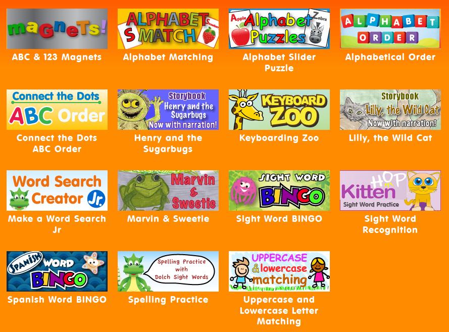 abcya Google Search Second grade games, Alphabet e