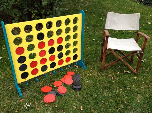 Make Your Own Outdoor Games This Summer For Some Backyard Fun!