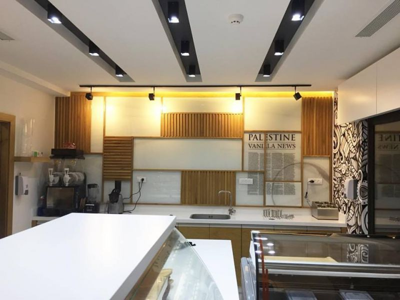 30 False Ceiling Ideas You Can T Stop Looking At Wanda Olesin Kitchen Inspiration Design Kitchen Design Kitchen Ceiling Design