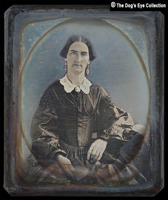 Tinted Daguerreotype: 1850s | Flickr - Photo Sharing!