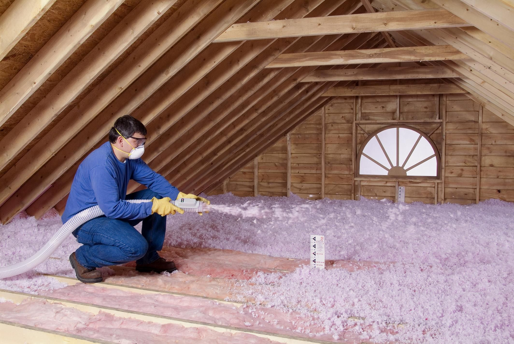 The Importance Of Effective Attic Insulation Attic Ventilation Cannot Be Understated Your Attic Insulat In 2020 Blown In Insulation Attic Insulation Roof Insulation