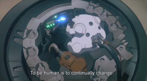 Movie Quote Ghost In The Shell 1995 Ghost In The Shell Japanese Animated Movies Anime Movies