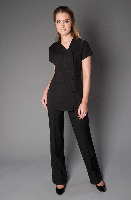 Mori tunic jaleco for Spa uniform norge