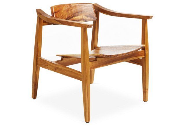 Jun Chair, Natural