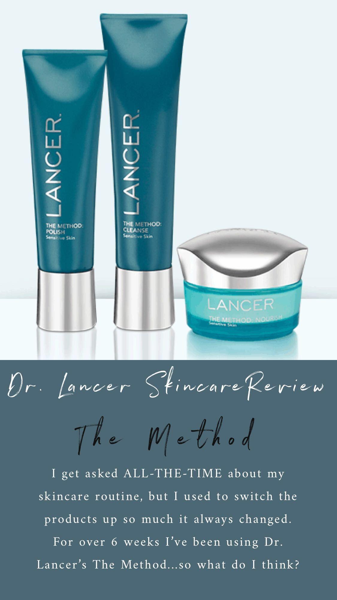 Lancer Skincare Reviews Dr Lancer The Method Polish The Method