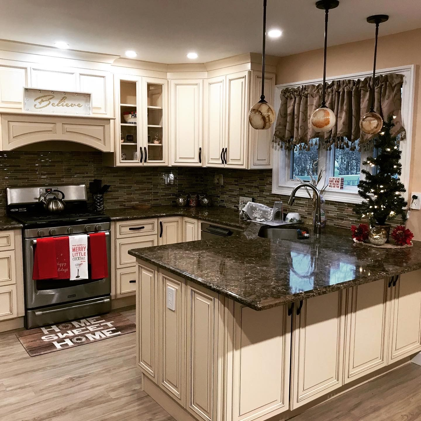 Westchester county kitchen remodel featuring fabuwood ...