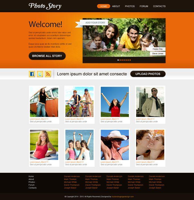 Bestphotographywebsitetemplatetocreateyourcreativeand - Best website templates for photographers