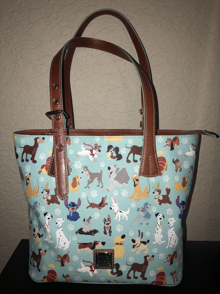 ea114f831f80 Disney Dooney Bourke Dogs Emily Tote Shopper Bag NEW NWT #Disneyana #Disney  #WaltDisney
