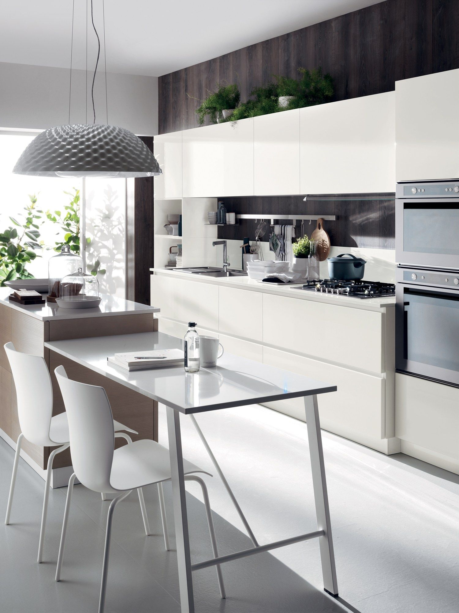 Fitted kitchen SCENERY Scavolini Modern kitchen