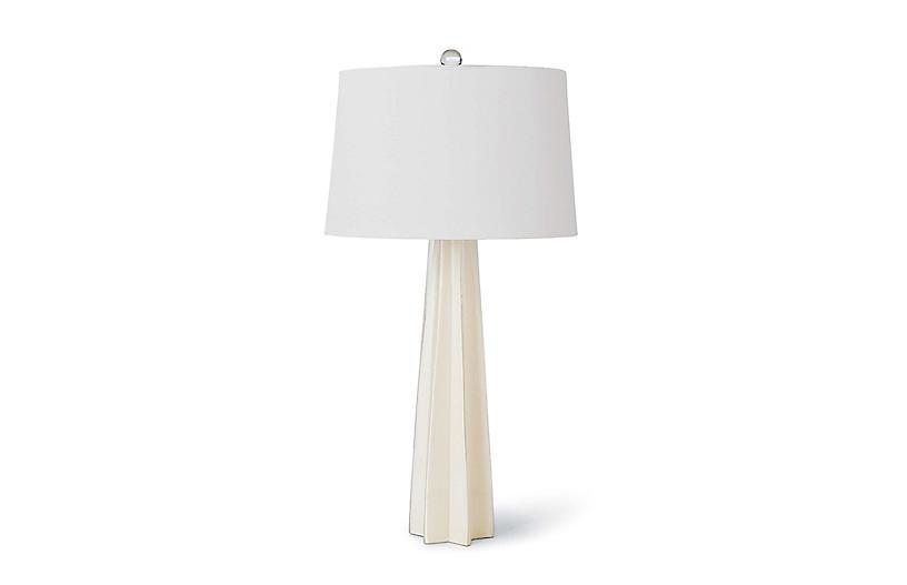 Regina Andrew Glass Star Table Lamp White One Kings Lane Table Lamp Glass Stars Lamp