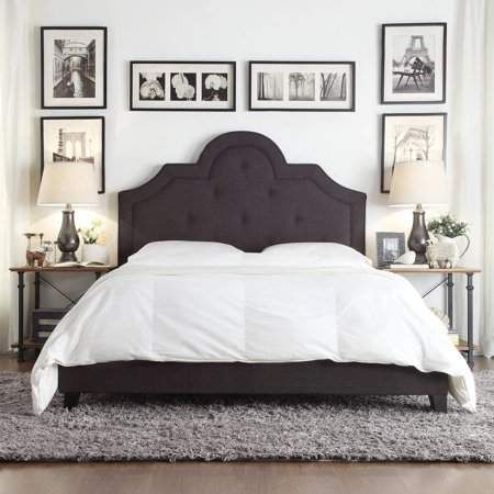 Home Home Queen Size Bedding Upholstered Beds