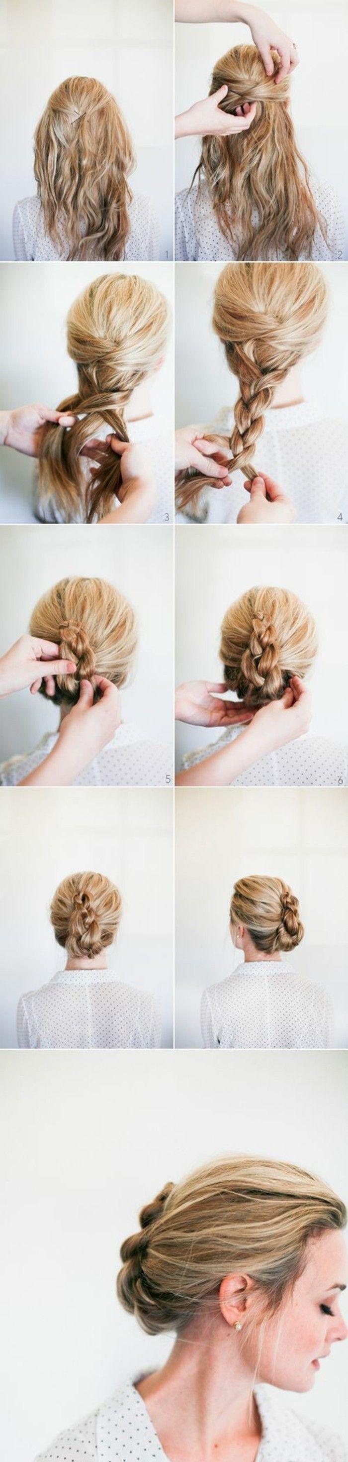 ▷ Más de 1001 ideas sobre cómo hacer updos efectivos usted mismo  – Peinados