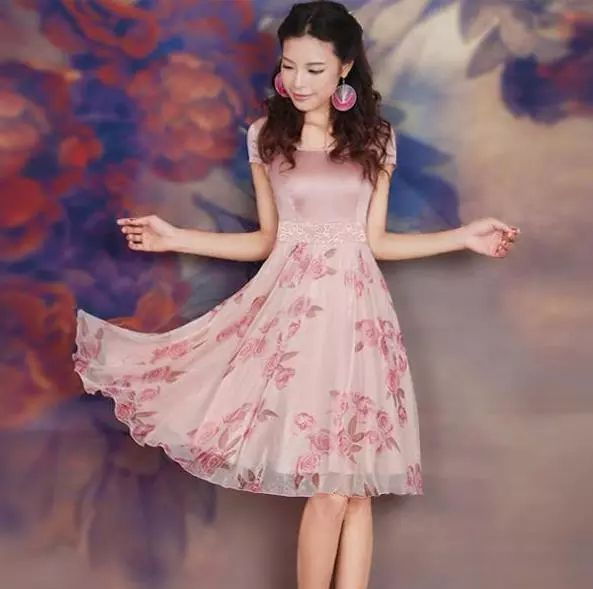 Vestidos bonitos aliexpress