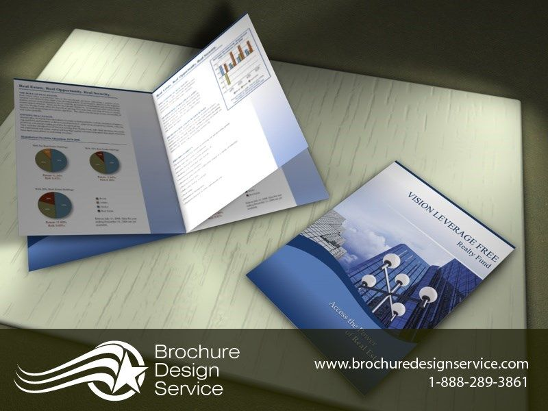 Real Estate Fund Brochure  Designers Brochures Software Ideas