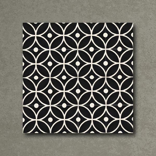 Bloom Handmade Encaustic Cement Floor Tile   Otto Tiles & Design   Encaustic, Moroccan and ...
