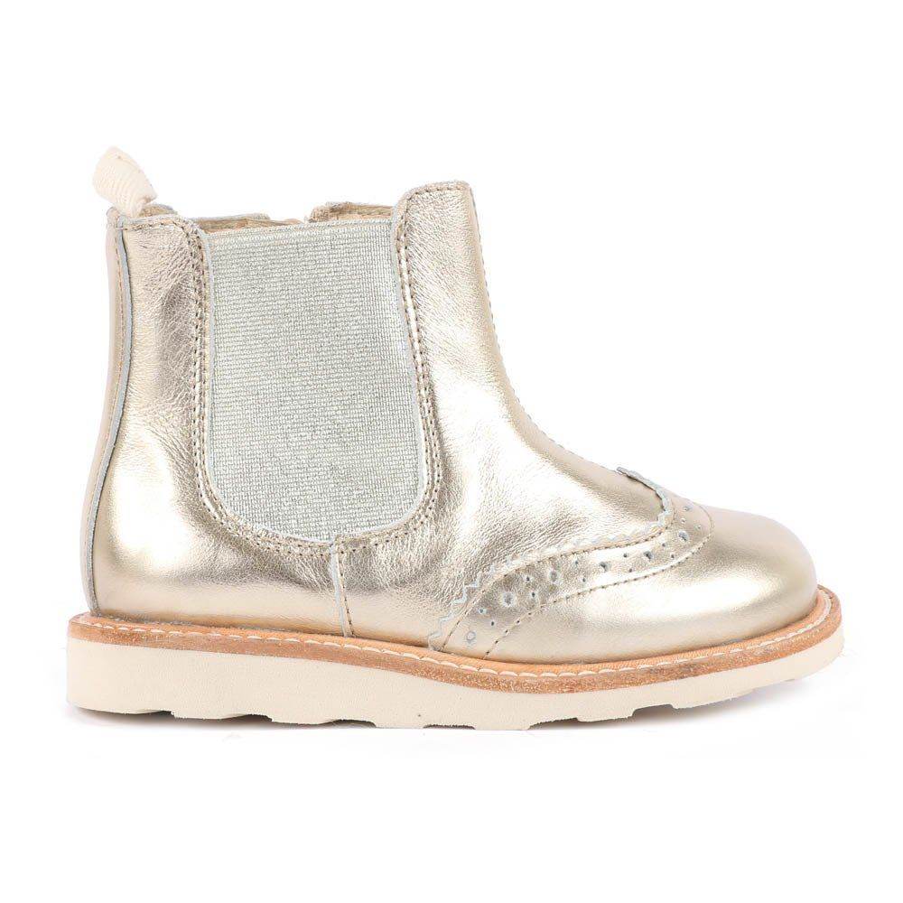 Francis Leather Chelsea Boots Young