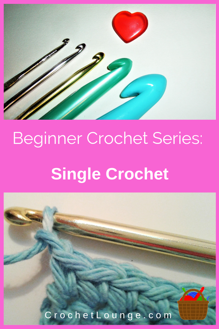 Photo of Beginner Crochet Series: Single Crochet