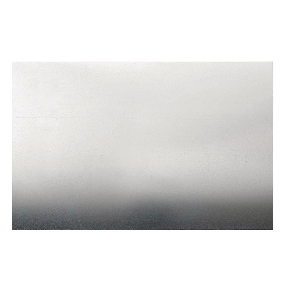 Everbilt 25 In X 36 In 26 Gauge Galvanized Metal Sheet 801437 The Home Depot Steel Sheet Metal Aluminum Sheet Metal Metal Sheet