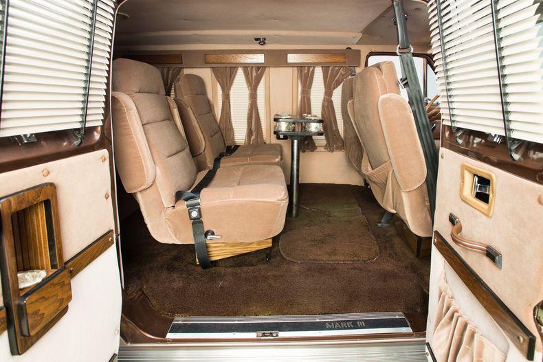 1985 Dodge Ram 250 Van MK III Brown | Vannin'