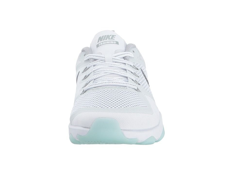 22d1c94c55ff1 Nike Zoom Fitness Reflect Training Women s Shoes White Reflect  Silver Glacier Blue