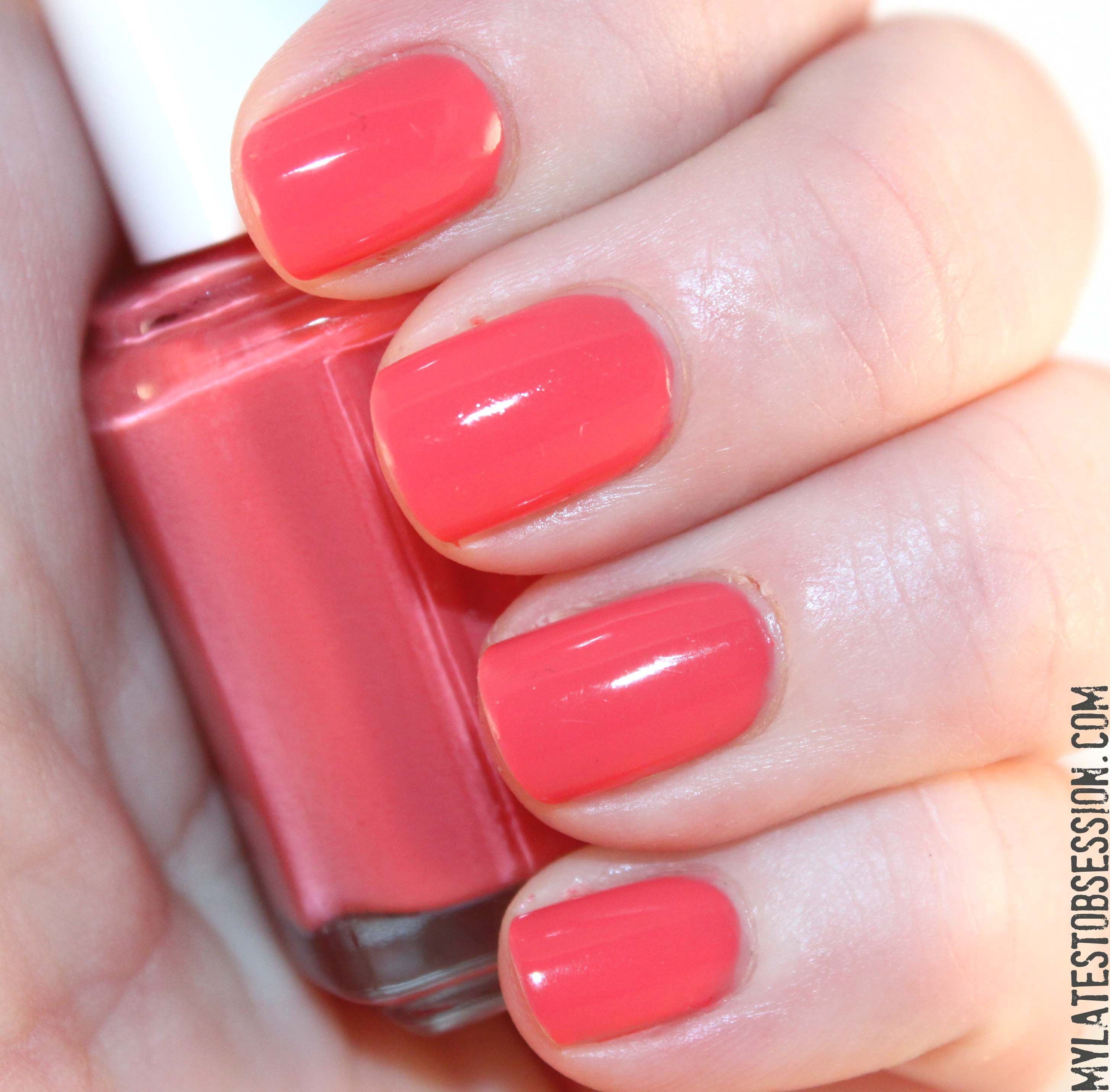 essie plaza sweet, I have this color and I love it! It\'s a great ...