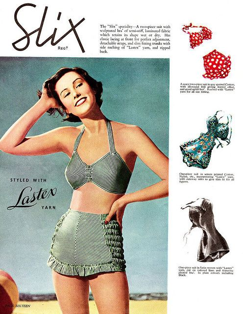 Lastex_0014 #vintageswimwear
