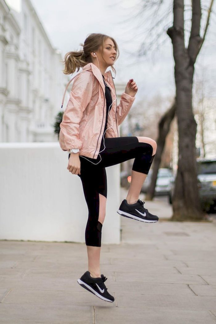 Follow me Sharanya Mathur #Outfits Deportivos 42 Modest Fitness Outfits Ideas for Women    Source by...