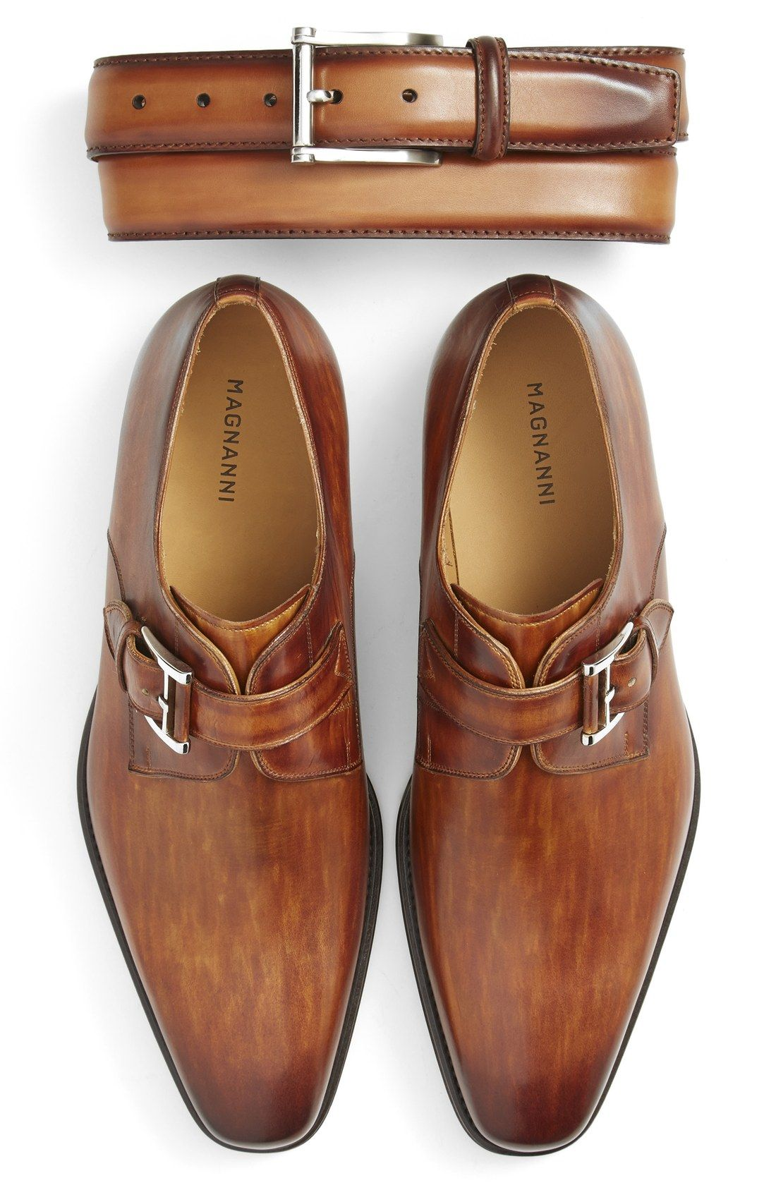 00e0770ca84 Magnanni  Marco  Monk Strap Loafer (Men)