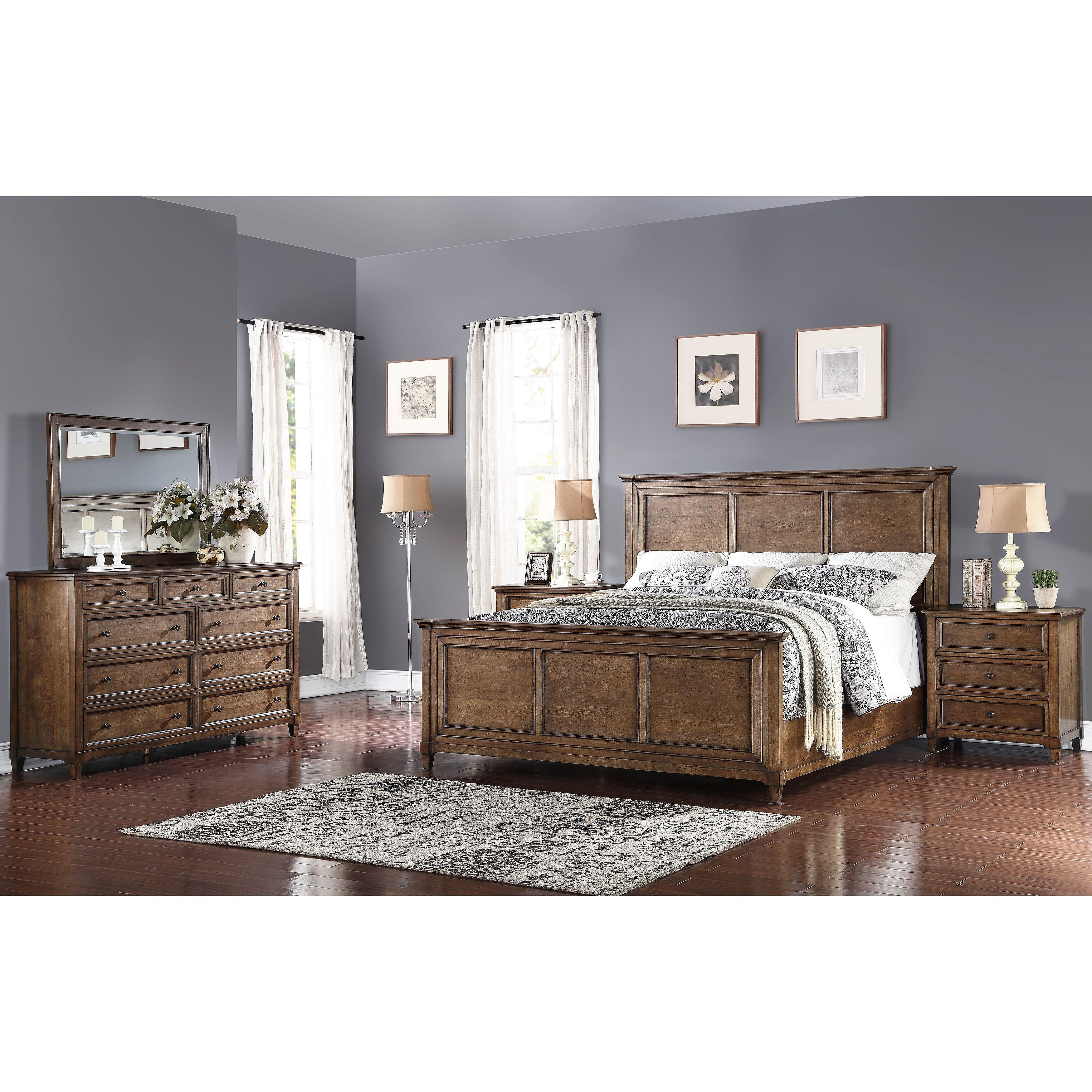 Luxury Weathered Bedroom Furniture