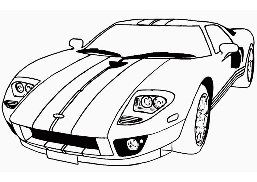 Auto 20 Ausmalbilder Top | coloring_pages | Pinterest | Art therapy ...