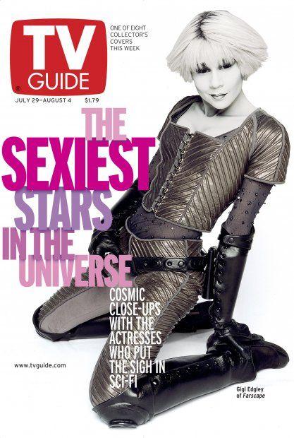 Tv guide sexy sci fi stars