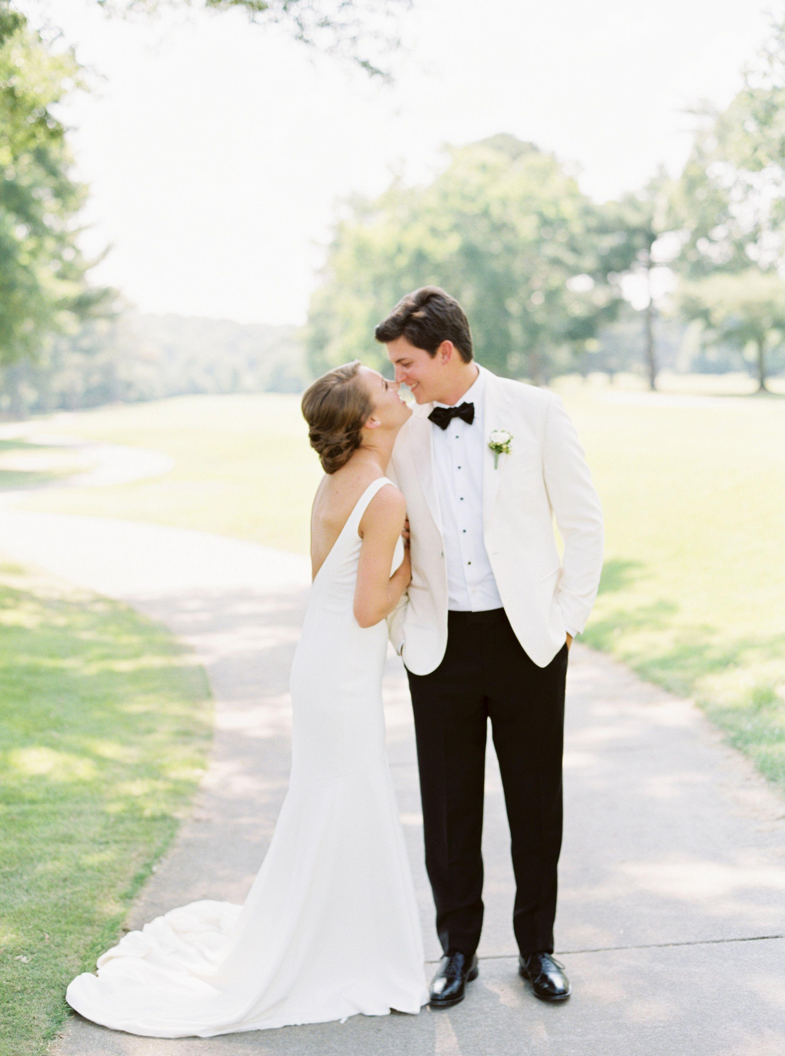 Theia Couture Devon Gown Real Wedding Theia Bridal Modern