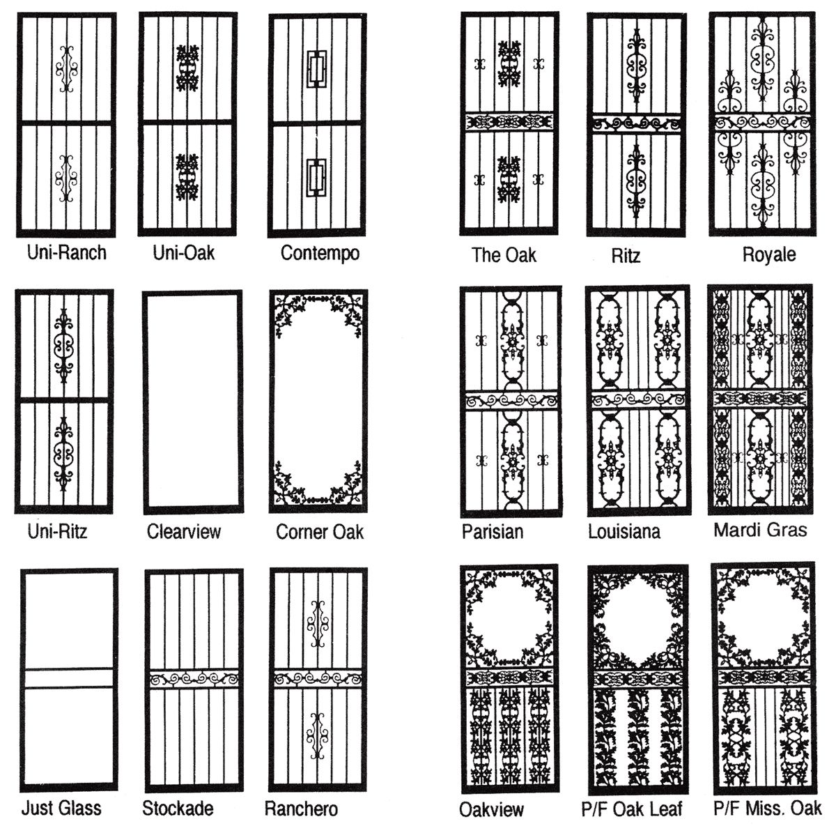 iron door style options1