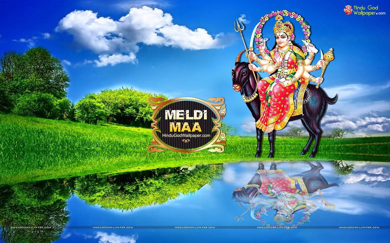 Meldi Maa Hd Wallpaper Maa Wallpaper Wallpaper Online
