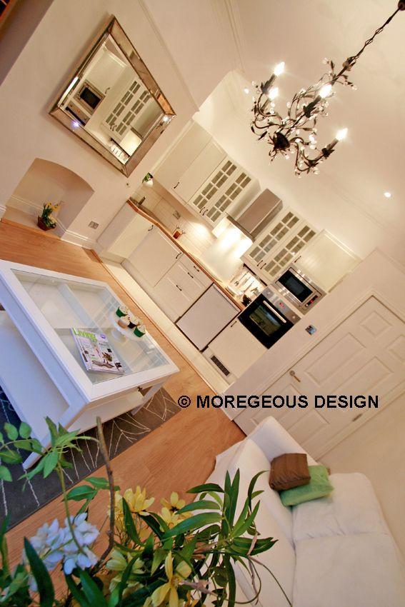 Receiving Room Interior Design: Living Room White, Living Room Colors