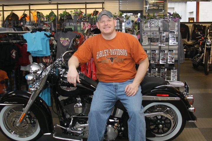 John Paul Neidengard has been with Neidengards Harley-Davidson Since