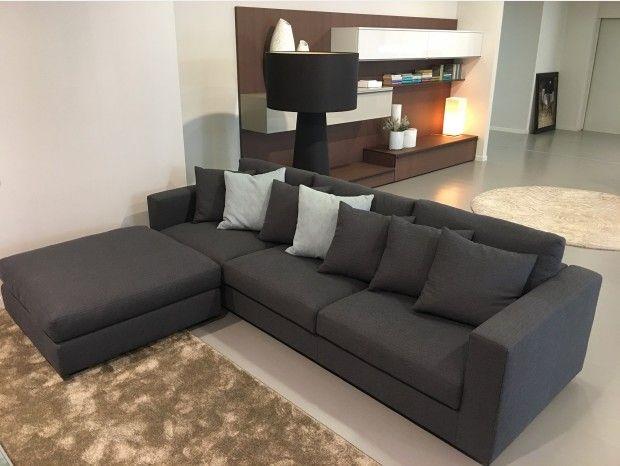 Risultati immagini per divano chaise longue squadrata | Hall ...