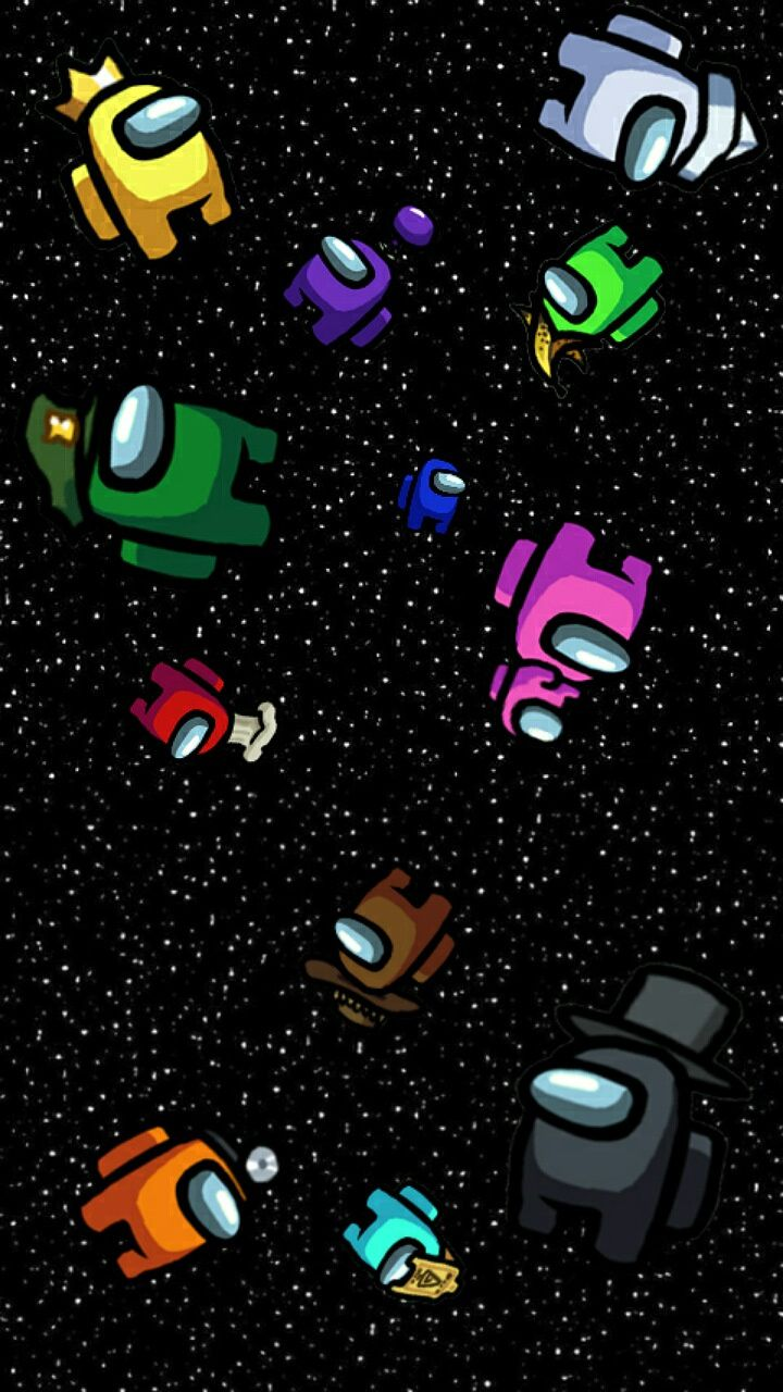 20 Kumpulan Wallpaper Whatsapp Among Us Hd Wallpaper Disney Galaxy Wallpaper Seni Jalanan 3d
