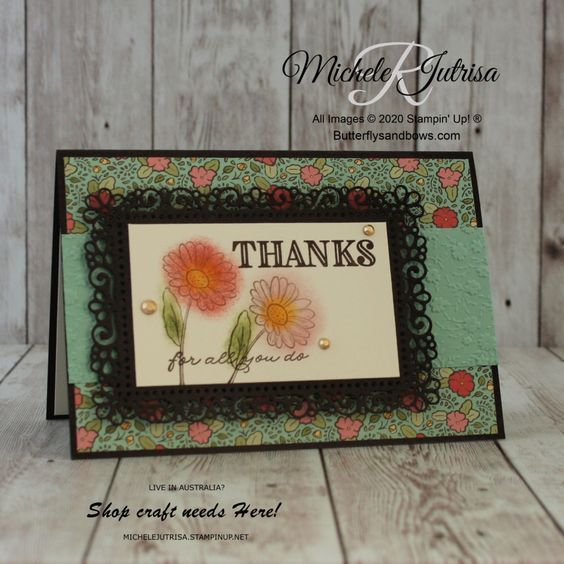 Last nights Facebook Live I made this card using the KOS#7 Sketch Challenge.... Product I used - Ornate Garden Suite Early Release Available to order from 1 April - 31 May Then will be in the 2020-21 Annual Catalogue If you don't want to wait until April to get these wonderful products then why not Join my Team ...Contact me to find out more. Last #nights #Facebook #Live #I #made #this #card #using #the #KOS#7 #Sketch #Challenge.... Product #I #used #- #Ornate #Garden #Suite #Early #Release Avai