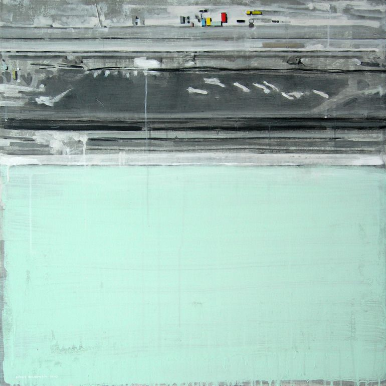 Fernando Gómez Balbontín; Paint, 2010, Mixed Media