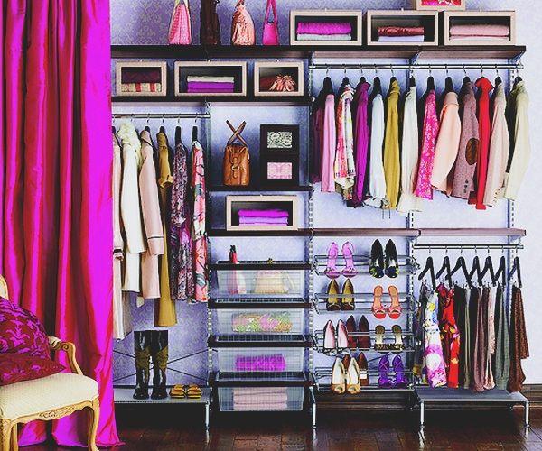 Comment ranger son dressing : 10 conseils et astuces à suivre ...