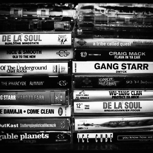 de la soul | wu-tang | craig mack | lords of the underground | ice cube | digable planets | gang starr | outkast | jeru the damaja | a tribe called quest