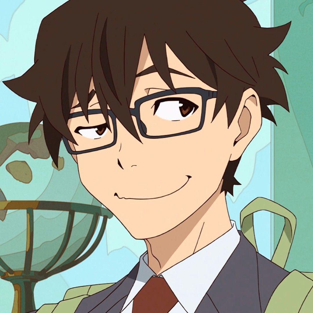 Edamura Masato (Great Pretender) em 2020 Anime, Desenho