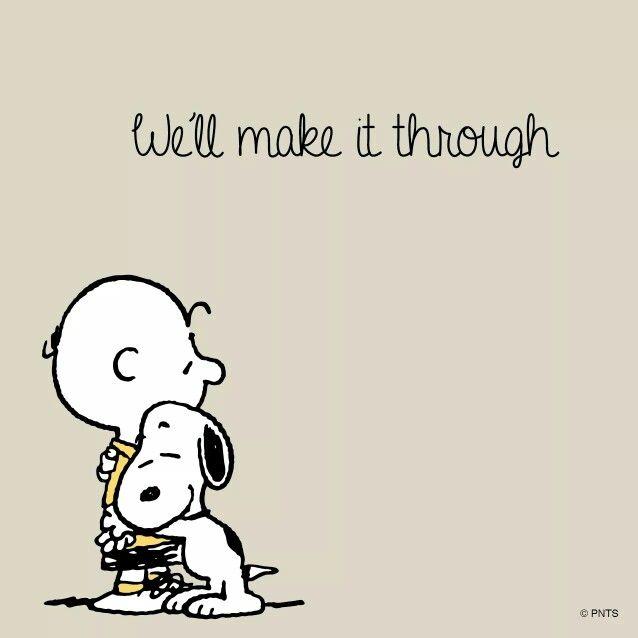 Charlie Brown Snoopy Hug