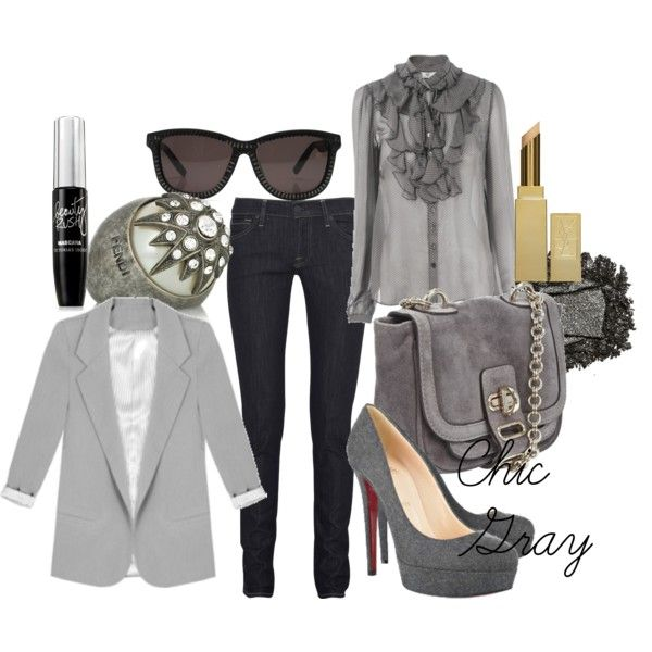 Cute girls night outfit