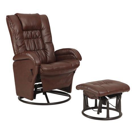 Glider Rocker Recliner With Ottoman Shopko Glider Rocker Recliner Recliner With Ottoman Rocker Recliners
