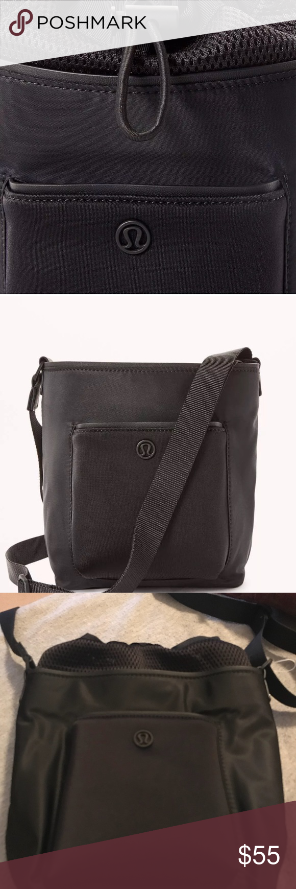 767fa03f Lululemon All Set Mini Bucket, NWT, Black Lululemon All Set Mini Bucket,  Black. New with tags. Perfect for To and from the gym lululemon athletica  Bags