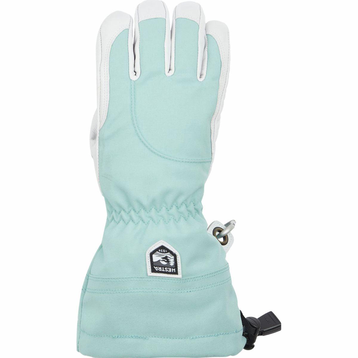 Hestra Heli 3 Finger Glove Women S Best Gloves Women Gloves